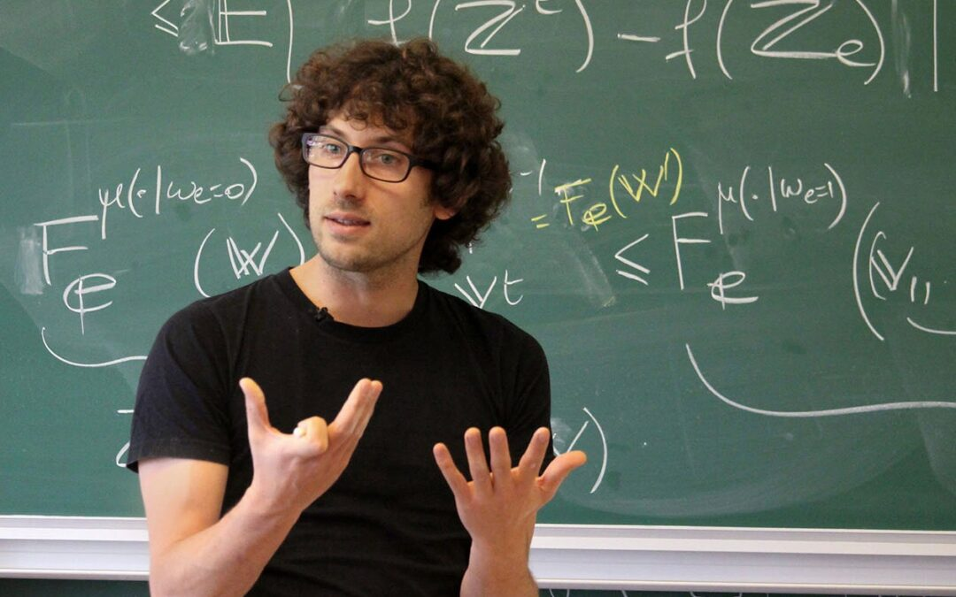 Mathematicians Prove Symmetry of Phase Transitions